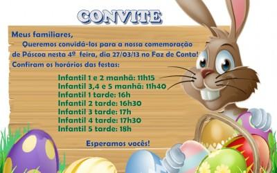 Festa de Páscoa